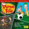 Hörbuch Cover: Disney - Phineas und Ferb - Folge 10 (Download)