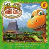 Hörbuch Cover: Der Dino-Zug - 06: Shiny's Muscheln / Der singende King / Buddy's Spurensuche (Download)