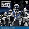 Hörbuch Cover: The Clone Wars - 03: Rekruten / Der Fall eines Droiden (Download)