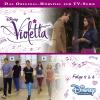 Hörbuch Cover: Violetta - Folge 5 + 6 (Download)