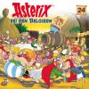 Hörbuch Cover: Asterix - 24: Asterix bei den Belgiern (Download)