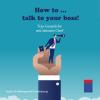 Hörbuch Cover: How to talk to your boss! (Download)