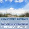 Hörbuch Cover: 11 Minutes Stress-Free - Alliviate Stress Quite Plain! a Fantasy Travel to the Sea & Autogenic Training (Download)
