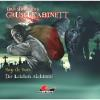 Hörbuch Cover: Dan Shockers Gruselkabinett, Der Leichen-Alchimist (Download)