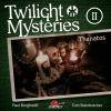 Hörbuch Cover: Twilight Mysteries, Die neuen Folgen, Folge 2: Thanatos (Download)