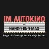 Hörbuch Cover: Im Autokino, Folge 17: Teenage Mutant Ninja Turtles: Out of the Shadows (Download)