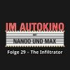 Hörbuch Cover: Im Autokino, Folge 29: The Infiltrator (Download)
