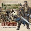 Hörbuch Cover: Pathfinder Legends - Rise of the Runelords, 1: Burnt Offerings (Unabridged) (Download)