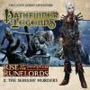 Hörbuch Cover: Pathfinder Legends - Rise of the Runelords, 2: The Skinsaw Murders (Unabridged) (Download)
