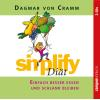 Hörbuch Cover: Simplify Diät (Download)