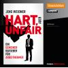 Hörbuch Cover: Hart, aber unfair (Download)