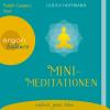Hörbuch Cover: Mini-Meditationen  (Download)