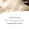 Hörbuch Cover: So ist es gewesen (Download)