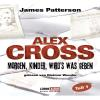 Hörbuch Cover: Alex Cross, Folge 1: Morgen, Kinder, wird's was geben (Download)