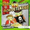 Hörbuch Cover: Olchi-Detektive 10. Das Erbe der Piraten (Download)
