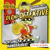 Hörbuch Cover: Olchi-Detektive 11 - Achtung, Bankräuber! (Download)
