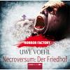 Hörbuch Cover: Horror Factory, Folge 15: Necroversum - Der Friedhof (Download)