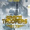 Hörbuch Cover: Blutige Ernte - Space Troopers, Folge 17 (Ungekürzt) (Download)