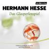 Hörbuch Cover: Das Glasperlenspiel (Download)