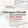 Hörbuch Cover: Verborgene Chronik 1914-1918 (Download)