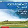 Hörbuch Cover: Die Wand (Download)