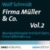 Hörbuch Cover: Firma Müller & Co. Vol.2 (Download)