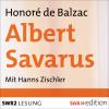Hörbuch Cover: Albert Savarus (Download)