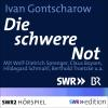 Hörbuch Cover: Die schwere Not (Download)