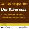 Hörbuch Cover: Der Biberpelz (Download)