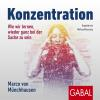 Hörbuch Cover: Konzentration (Download)