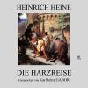 Hörbuch Cover: Die Harzreise (Download)