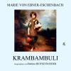 Hörbuch Cover: Krambambuli (Download)