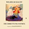 Hörbuch Cover: Die Errettung Fatmes (Download)
