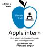 Hörbuch Cover: Apple intern (Download)