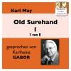 Hörbuch Cover: Old Surehand I (1 von 8) (Download)