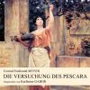 Hörbuch Cover: Die Versuchung des Pescara (Download)
