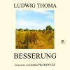 Hörbuch Cover: Besserung (Download)