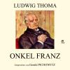 Hörbuch Cover: Onkel Franz (Download)