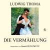 Hörbuch Cover: Die Vermählung (Download)