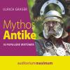 Hörbuch Cover: Mythos Antike (Ungekürzt) (Download)