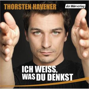 H�rbuch Cover: Ich weiss, was du denkst (Download)